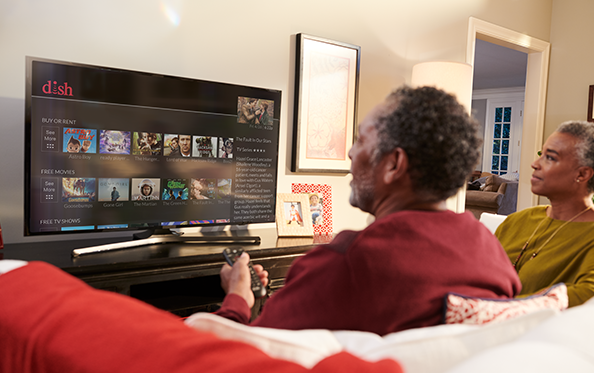 Customers 55+ Receive their first On Demand Movie Rental FREE Each Month from Satellite Alaska in Anchorage, AK