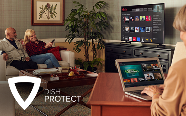 Get DISH Protect from Satellite Alaska in Anchorage, AK